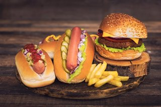 Conuco Burger And Hot Dogs en Madrid