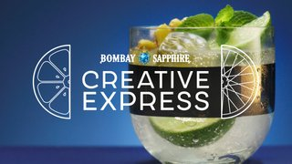 ? Creative Express by Bombay Sapphire en Madrid